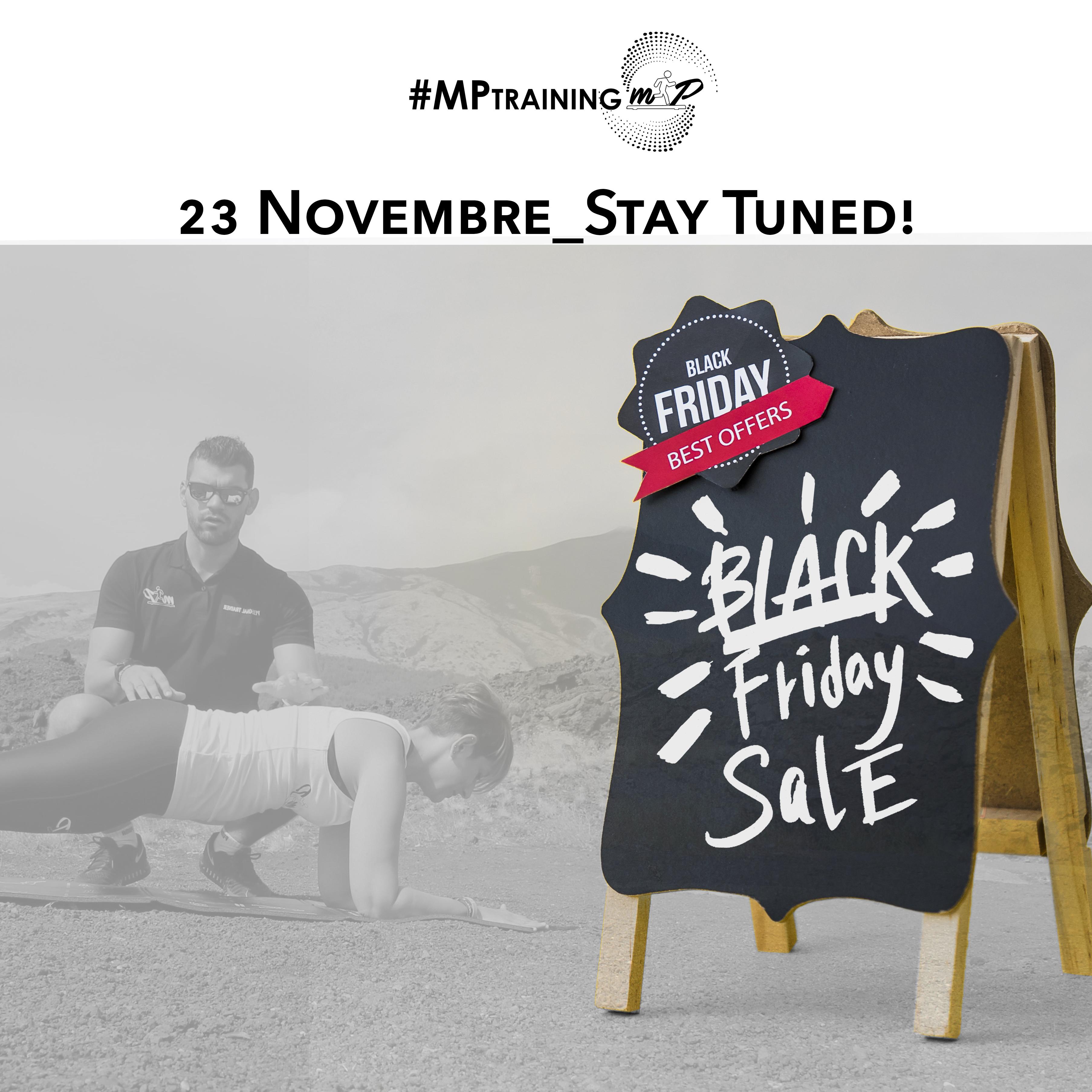 MP-BLACK Week FIT-你的正確機會!!