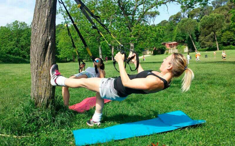 Pakke 10 sessioner (til udendørs træning)